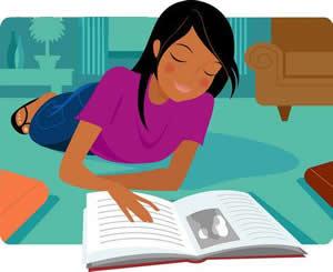 adolescente-leyendo
